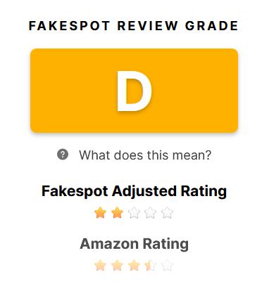 Kailo Amazon Fraudulent Reviews